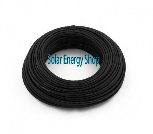 Solarkabel HELUKABEL Solarflex H1Z2Z2-K 6,0 mm² 100m schwarz