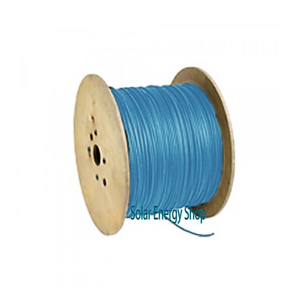 Solarkabel HELUKABEL Solarflex H1Z2Z2-K 6,0 mm² 500m blau