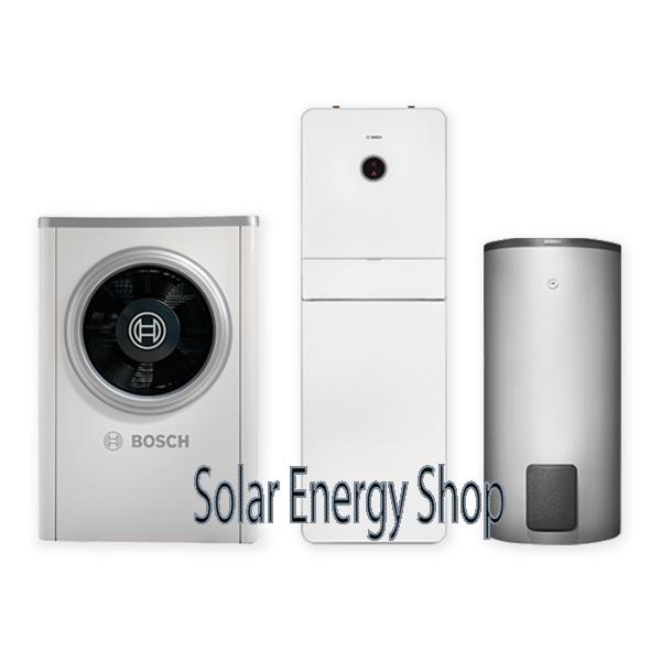 Bosch Heizungs-Wärmepumpe 8,5 kW Compress 7001iAW Paket