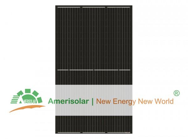 """Amerisolar AS-6M-HC Black 400 Watt"""