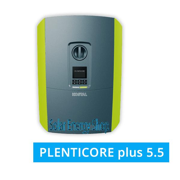 Kostal Plenticore plus 5.5