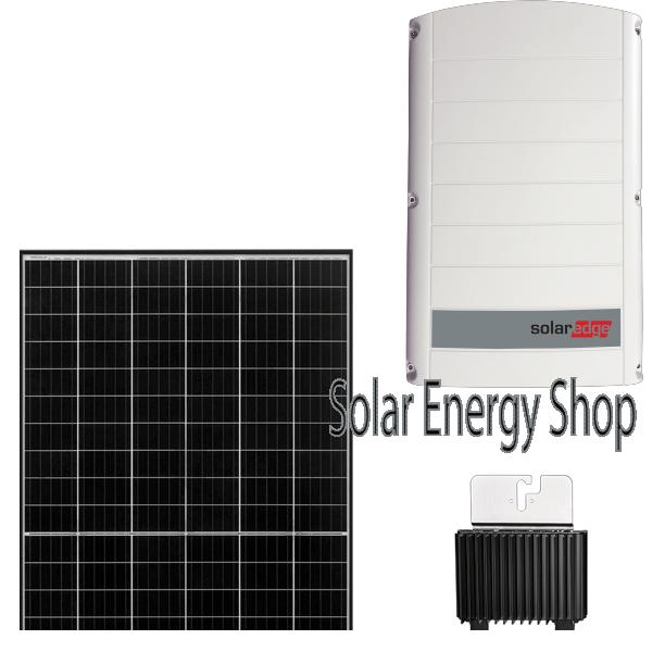 SolarEdge Paket 30kWp