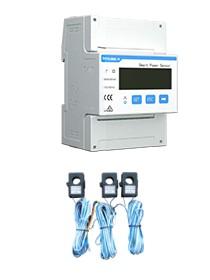DTSU666-H 3ph Energy Meter mit 3x 250A Sensoren