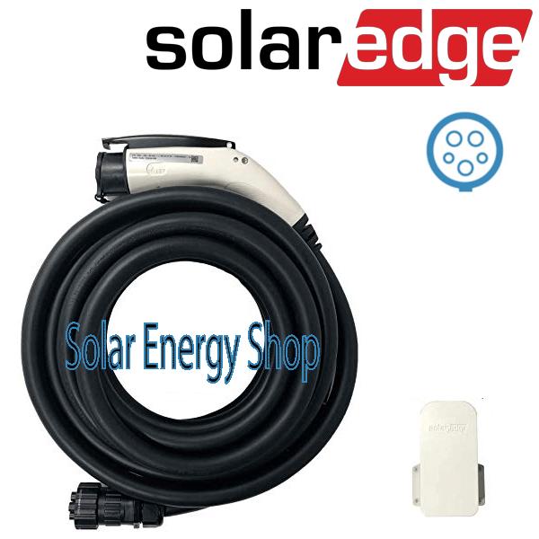 SolarEdge EV Charger Kabel Set Typ I 4,5 m
