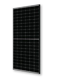 380W Mono PERC MBB Halbzellen (Rahmen schwarz / Kabel lang) MC4