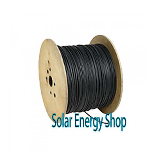 Solarkabel HIS Hikra PLUS DB 6,0 mm² 500m schwarz