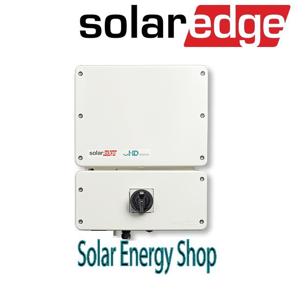 SolarEdge SE3680H N4 EV Charger
